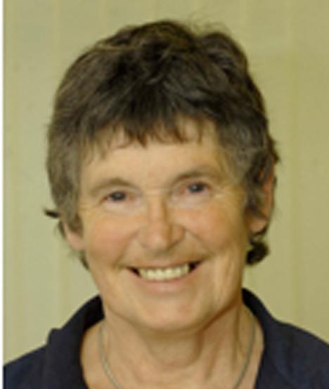 Sylvia Tilford - Vice President & Newsletter Editor