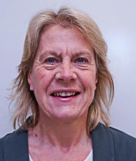 Susan Thompson - Honorary Secretary