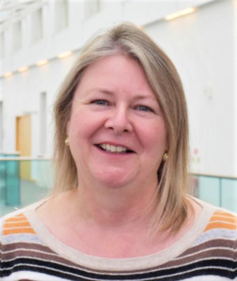 Prof. Patricia Owen - President